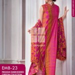 Gul Ahmed Premium Lawn Collection 2014