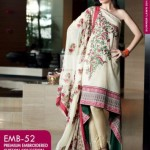 Gul Ahmed summer dresses 2014 collection