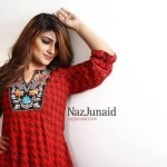 NazJunaid summer dresses 2014 for women