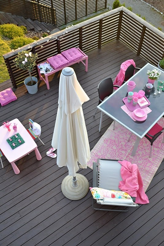 Beautiful Terrace for summer