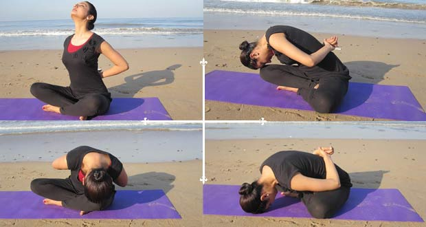Yoga Excercise for best health and beauty tips