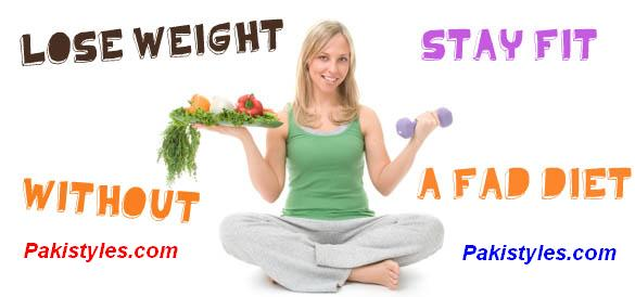 Tips to reduce your weight