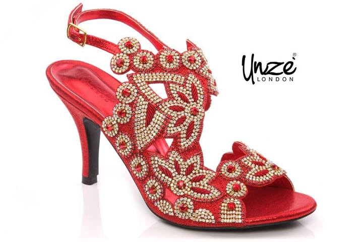 Beautiful girls shoes for eid