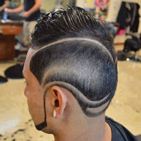 awesome short hairstyle
