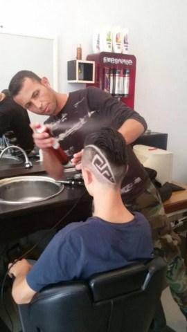 Boys amazing hairstyle