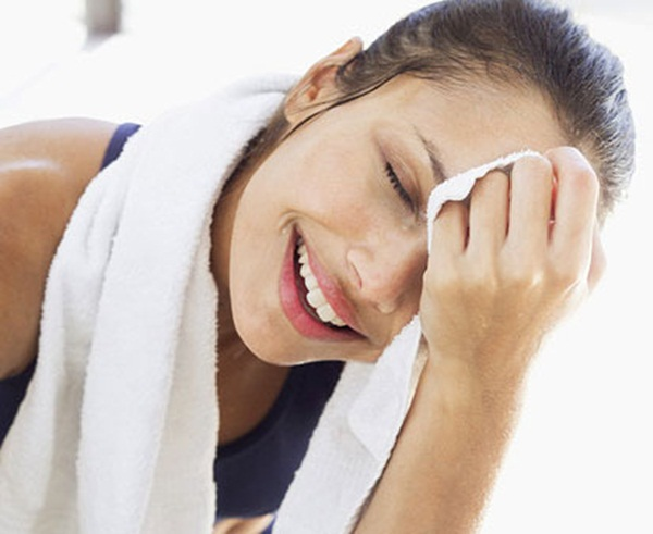 how to get rid excessive sweating,