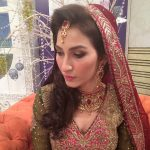 Pakistani Actress Nadia Hussain Biography