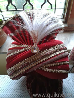 Dulaah stylish cap for barat