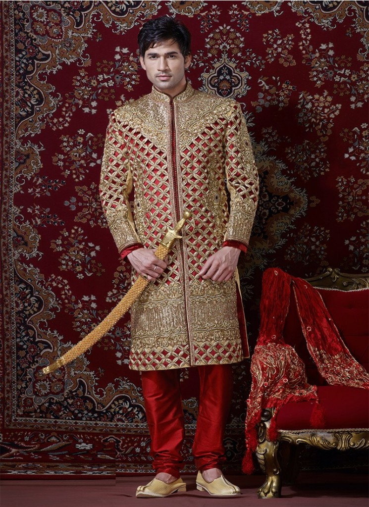 Customary Formal sherwani Collections