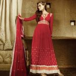 Colorful women lawns dresses collections