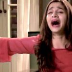 Weeping pic Alia bhat