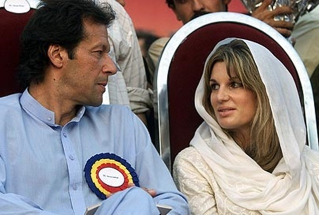 Divorced between Imran Khan & Reham Khan