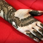stylish mehndi designs 2016