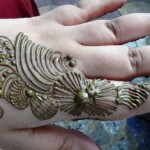 beautiful girls hands henna designs 2016