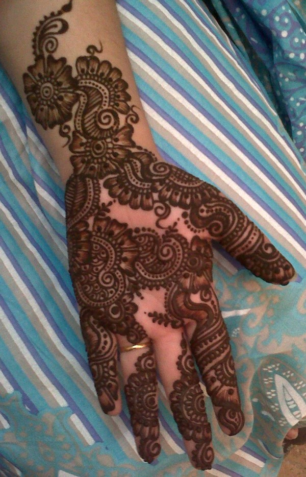 girls henna tattoos designs 2016