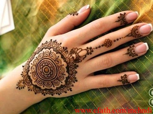 Arabic 2016 Best Mehndi Tattoos New Book Download Fashionspk