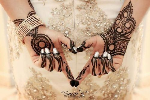 simple mehndi designs collection 2016