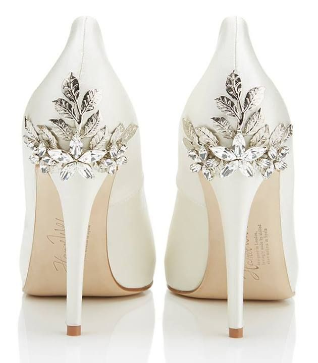 Comfortable high heels for wedding