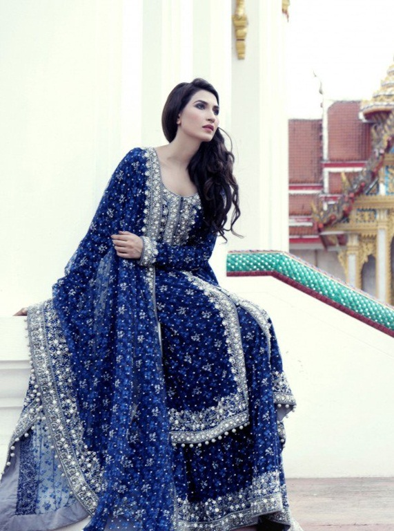 wedding winter dresses 2016