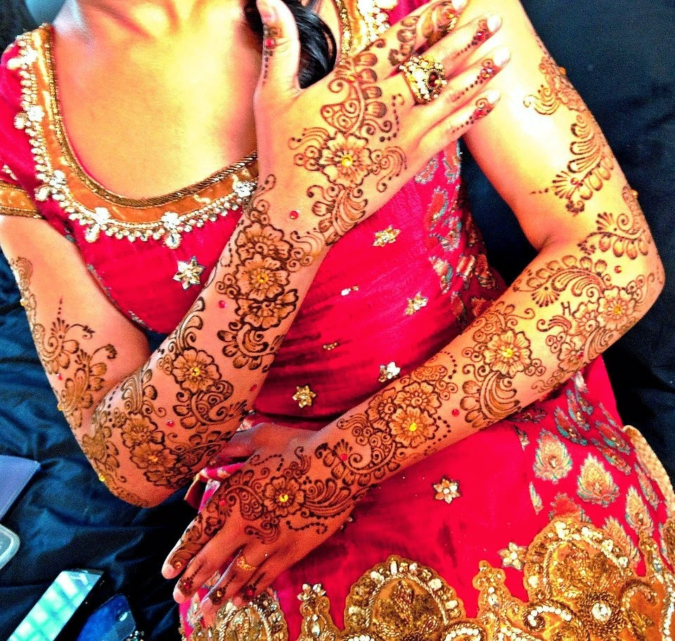 2016 bridal mehndi designs