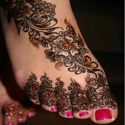 foot best mehndi henna designs 2016