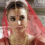 Bridal Jewellery by Indian celebirty