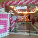 Satrangi Balloons decorations ideas for party