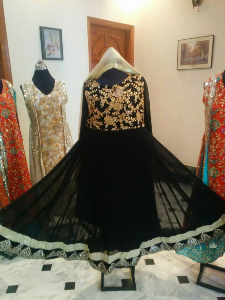 Black women party dress