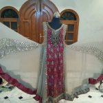 UK Women Walima Dress 2017