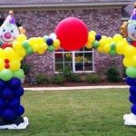 How to use balloons in party