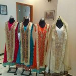 Colourful Bridal Lehnga