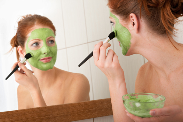 It is about skin care