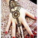 best Pakistani hand mehndi designs 2016 for eid