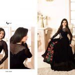 Indian frocks designs ornamented 2016