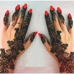 new designs of mehndi 2016-2017