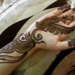 Pakistani hand mehndi designs for eid