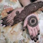 Latest Pakistani Henna Designs 2016