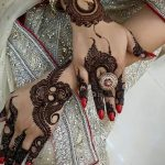 Stylish party Henna designs
