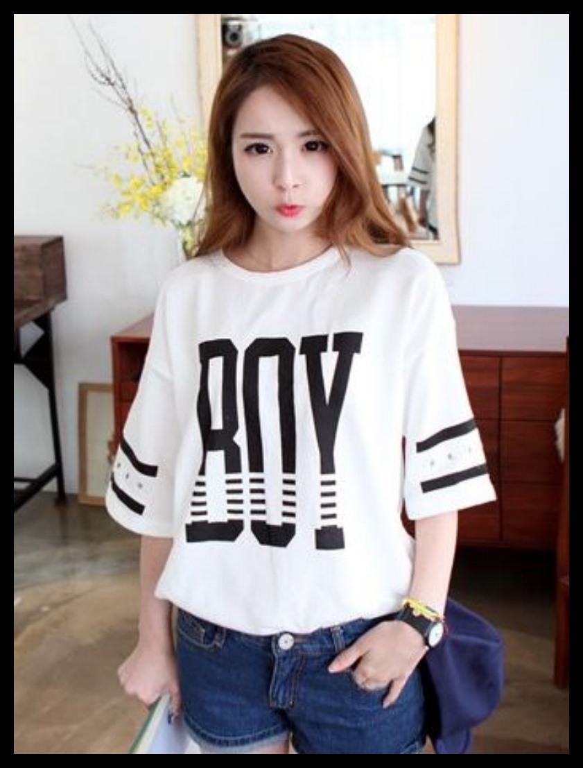 Half Sleeve Tops & T-Shirts