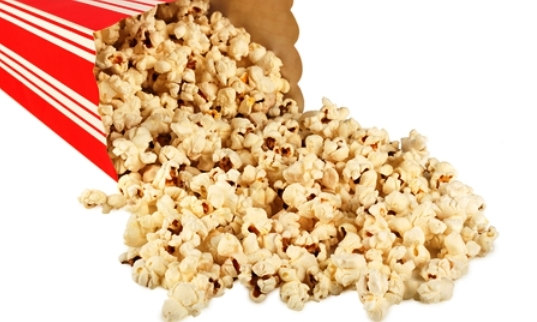 Why Microwave Popcorn Is An Absolute Health