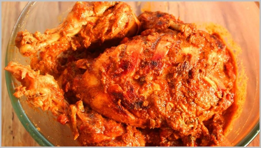 Murgh musallam Food
