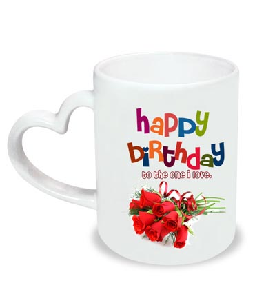 printed photo mug gift ideas for Happy Birthday