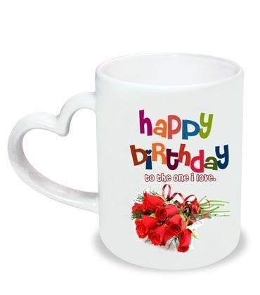 printed photo mug gift ideas for Happy Birthday